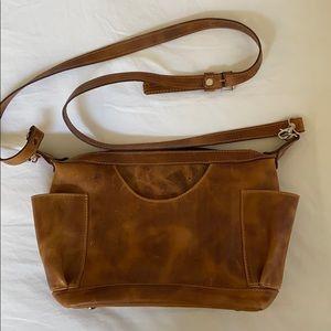 Intrinsic Flair Leather Purse